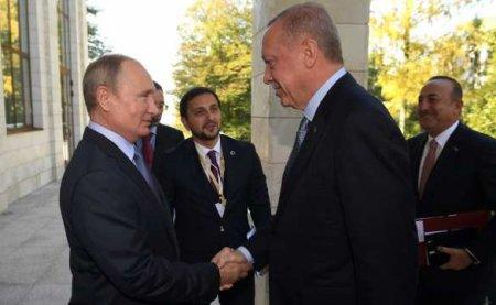 Путин и Эрдоган обсудили обострение в Закавказье