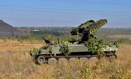 Силы ПВО ДНР показали, как уничтожать авиацию врага (ВИДЕО)