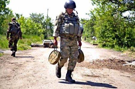 Каратели скрытно пермещают вооружение, ВСУ не могут согласовать действия и  ...
