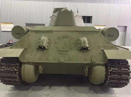 Это Украина: на сайте бесплатных объявлений продают танк (ФОТО)