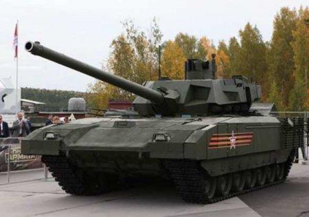 Украинцы называли новый немецкий танк «убийцей Арматы»