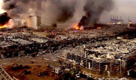 Бейрут объявлен зоной бедствия