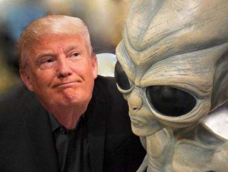 Пентагон создал рабочую группу по изучению НЛО