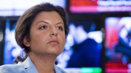 Симоньян рассказала о «фашистах-силовиках» в Минске