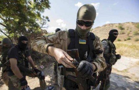 Бригада ВСУ самоуничтожается на Донбассе