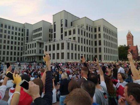 Белоруссия выйдет наулицы «за миристабильность»