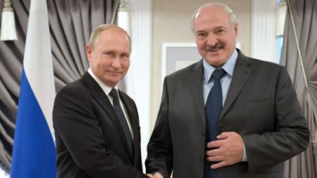 Лукашенко отказался говорить с Меркель, а Путину позвонил четвёртый раз за  ...