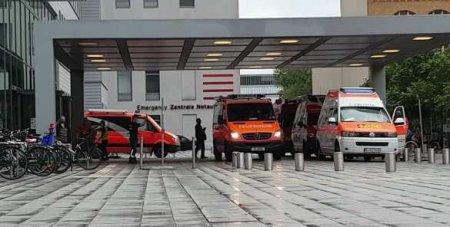 Навального доставили в клинику «Шарите», немецкие врачи начали лечение (ВИД ...