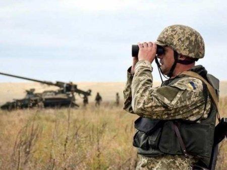Проштрафившихся украинских боевиков сгонят на передний край: сводка с фронт ...