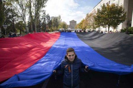 Живи, Донбасс! — звёздный час Республик в столице России (ВИДЕО)