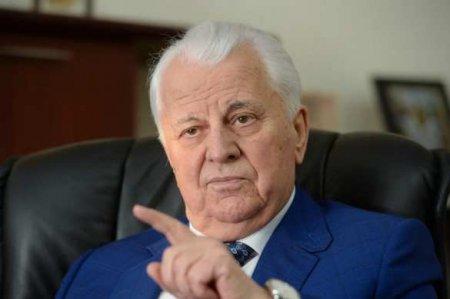 Долой из Минска: Кравчука понесло, ему уже и Зеленский не указ
