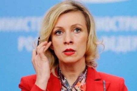 Захарова ответила на заявления Запада из-за «отравления» Навального