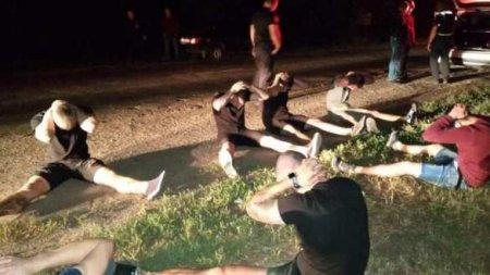 Бойня под Харьковом: полиция задержала шайку нацистов (ФОТО, ВИДЕО)