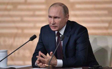У Запада была заранее заготовленная позиция по белорусским выборам, — Путин