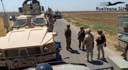 Сирия: Русский офицер предупредил военных США, те не послушали и поплатилис ...