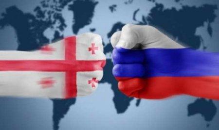 ВГрузии пообещали «поднять флаг надроссийской военной базой» и«вернуть» Южную Осетию (ВИДЕО)