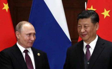 Китай готов вместе с Россией защищать безопасность и благополучие мира — Си ...