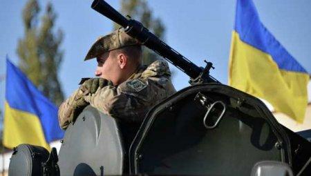 Огонь украинских карателей и подрыв авто ВСУ: сводка с Донбасса