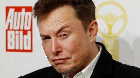 Илон Маск понёс колоссальные убытки ивылетел изпятёрки самых богатых людей мира