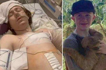 В США полиция расстреляла аутичного подростка-инвалида (ВИДЕО)