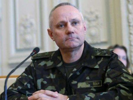 Главнокомандующий ВСУ заболел коронавирусом, в украинской армии вспышка инф ...