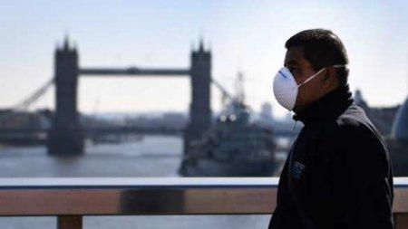 В Британии рекордное число случаев заражения коронавирусом за 4 месяца