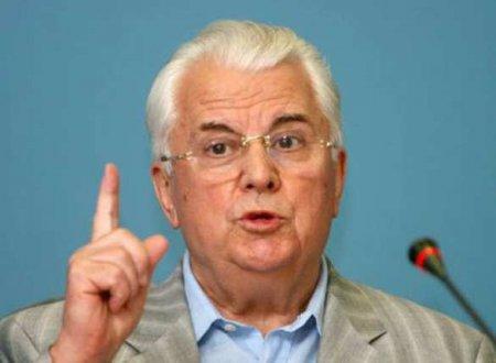 Кравчук рассказал, кто заставил Киев согласиться на инспекцию позиций ВСУ п ...