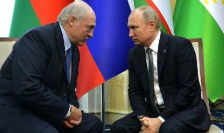 В Кремле раскрыли детали переговоров Путина и Лукашенко
