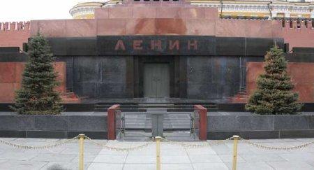Известный американский художник намеревается выкупить у России тело Ленина
