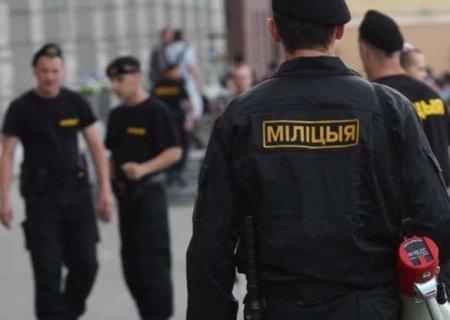 МВДБелоруссии рассказало, какответит наразмещение персональных данных св ...