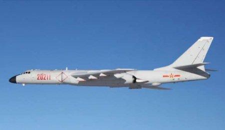 Армия Китая показала, как испепелит авиабазу США на Гуаме (ВИДЕО)