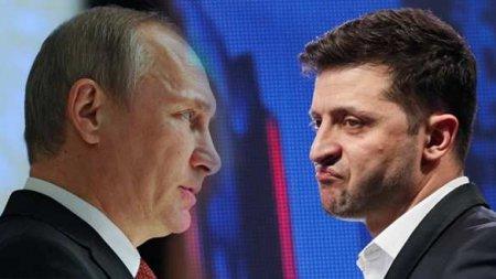 Зеленский рассказал, какнапрямую общается сПутиным
