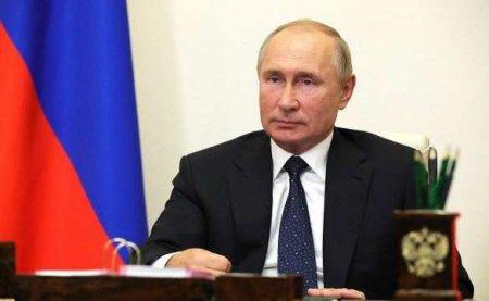 Путин выдвинут на Нобелевскую премию мира