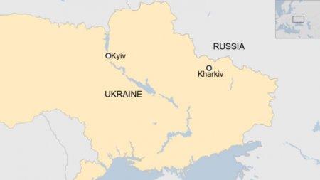 «Не верю глазам!» — Рупор британской пропаганды опубликовал карту Украины без Крыма