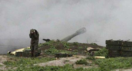 ВБаку заявили, чтоихвоенные заняли рядстратегических высот вКарабахе ( ...