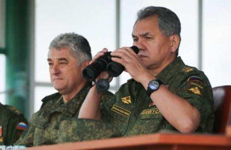 «Беспрецедентные меры»: Шойгу рассказал, какскрытно создавалась российская группировка вСирии