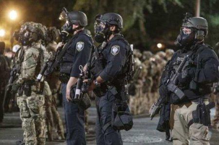 Битва за Портленд продолжается: столкновения с полицией, десятки избитых и арестованных