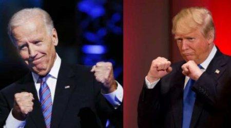 Дебаты в США: Байден обозвал Трампа щенком Путина и попросил заткнуться (ВИ ...