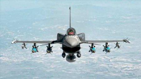 СРОЧНО: Турецкие F-16 в воздухе, мы слышим их переговоры, — Минобороны Арме ...