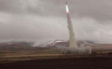 МОЛНИЯ: Армения нанесла поврагу удары тактическими ракетами