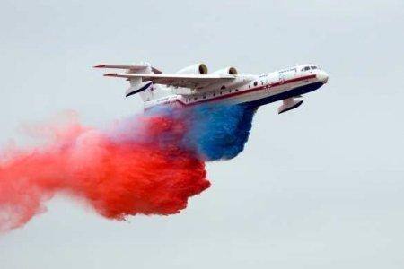 Турция хочет заставить объясниться российских пилотов, тушивших пожары (ВИД ...