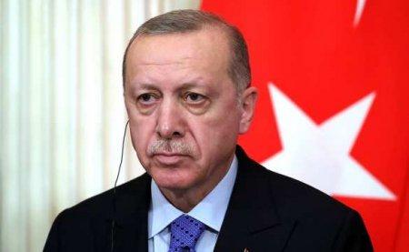 Эрдоган назвал «недопустимым» заявление Путина, Трампа иМакрона по Карабаху