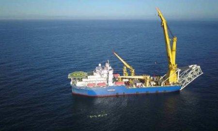 Трубоукладчик «Северного потока — 2» вышел из немецкого порта