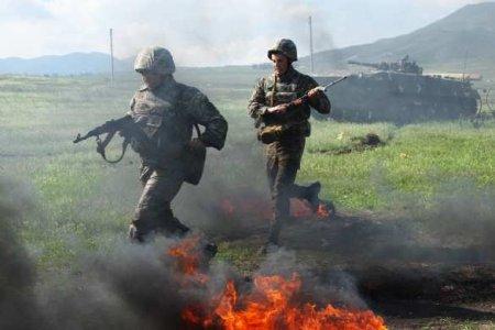 МОЛНИЯ: армия Карабаха перешла в наступление и разгромила вражеский спецназ