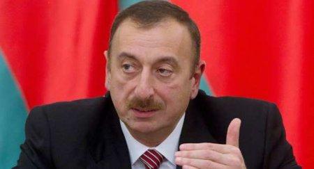 Жители Баку ликуют: Алиев переименовал захваченное в Карабахе село (ВИДЕО)