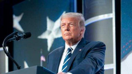 Трамп сделал заявление о своём самочувствии и лечении от К-вируса (ВИДЕО)
