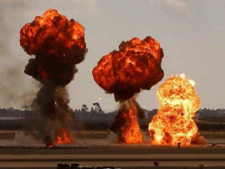 Вой сирены и взрывы: Степанакерт под обстрелом (ВИДЕО)