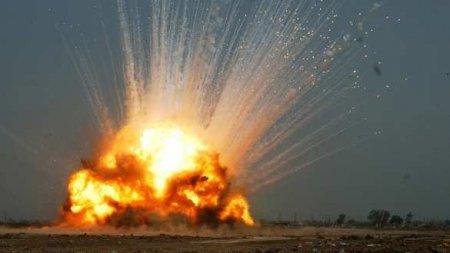 Огненный ад: дроны и РСЗО уничтожаютдивизию в Карабахе (ВИДЕО)