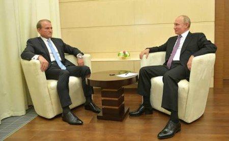 Украинский политик попросил Путина отменить санкции (ФОТО, ВИДЕО)
