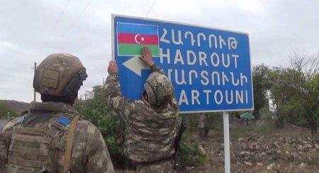 Армия Азербайджана захватывает новые населённые пункты вКарабахе (ВИДЕО)